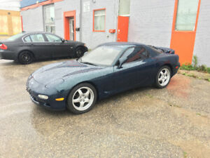 1993 Mazda RX-7 Touring Coupe (2 door)