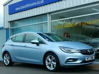 2017 Vauxhall Astra 1.4 16v Turbo SRi 5dr (150bhp) Hatchback Petrol Manual