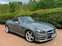 2013 Mercedes-Benz SLK SLK 250 CDI BlueEFFICIENCY AMG Sport Tip Automatic Diesel