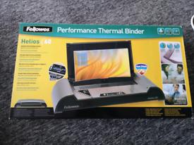 Fellowes Helios 60-Performance Thermal Binder
