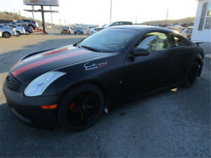 2006 Infinity G35 with 140K - cash and trades welcome