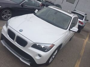 2012 BMW X1 28i XDrive Premium Package