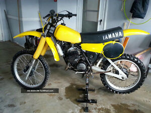 Need parts 1980 yz 125cc