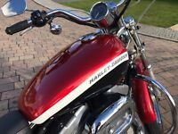 2004 Harley Davidson sportster xl883