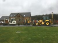 Driver and digger hire
