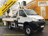 Iveco Daily 55s17W 4x4 [ Specialist ] Access Platform 12.9m SkyKing 5500kgs