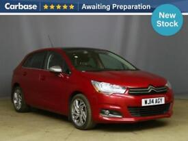 2014 CITROEN C4 1.6 e HDi [115] Selection 5dr