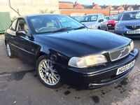 VOLVO C70 COUPE 2.0 + FULL VOLVO SERVICE HISTORY + 12 MONTHS MOT + DRIVES SUPERB