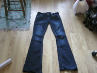 baby phat jeans size 0