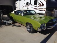 For Sale 1971 Buick GS Stage 1 with Docs