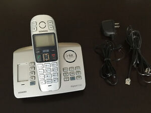 Siemens Gigaset E365 1.9 GHz Single Line Cordless Phone Kitchener / Waterloo Kitchener Area image 1