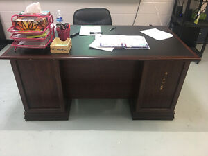 Office Desk / Furniture (2 items)