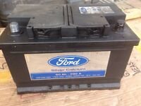 Ford battery