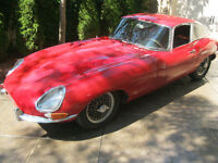 Jaguar E-type, XKE