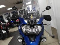 TRIUMPH TIGER EXPLORER XRX LOW ABS WITH OVER 2000 OF ACCESSORIES FITTED