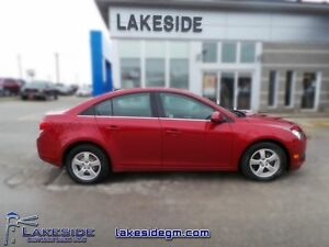 2012 Chevrolet Cruze LT   - one owner - local - trade-in - Low M