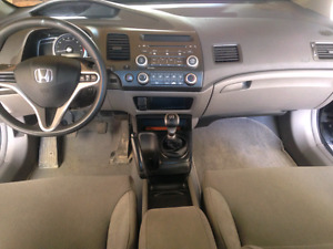 2009 Honda Civic Dx-G 75,000kms Good condition, Must See