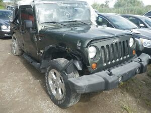 2007 JEEP WRANGLER IN FOR PARTS
