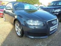 2010 10 AUDI A3 1.6 TDI TECHNIK 2D 103 BHP DRIVE AWAY TODAY.PAY NOTHING FORR 2 M