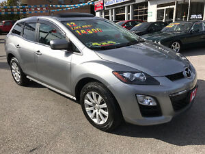 2012 Mazda CX-7 GT AWD SUV...PERFECT CONDITION