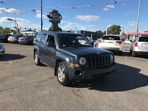 Jeep Patriot NORTH EDITION-AWD-AIR-GROUPE ELECTRIQUE 2007