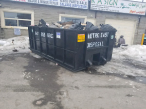 Cheap Dumpster Rental Service, Junk Waste Removal!!! Flat rates