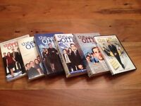 The Office DVDs Seasons 1-6