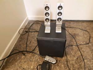 Creative Computer Speakers + Sub Woofer