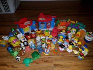 Toddler Toys and clothes