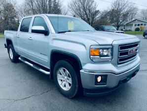 2014 GMC SIERRA 1500 SLE CREW CAB 4X4 !! HEATED SEATS !