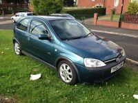 Vauxhall Corsa 1.2 sxi 3 door