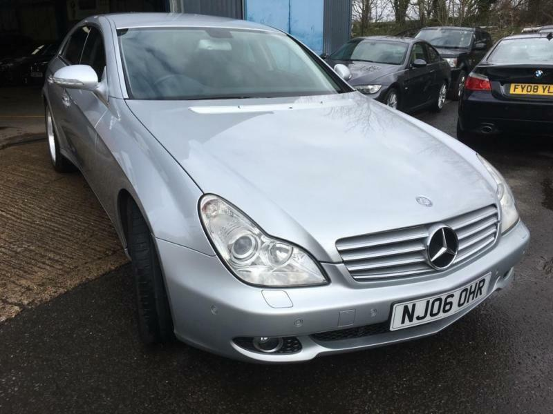 2006 mercedes benz cls 3 0 cls320 cdi 7g tronic 4dr in slough berkshire gumtree. Black Bedroom Furniture Sets. Home Design Ideas