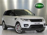 "2014 LAND ROVER RANGE ROVER SPORT SDV8 AUTOBIOGRAPHY DYNAMIC WITH 22"" ALLOYS *FR"