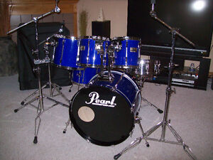 Pearl Export-Pro Series 6 pc.Drum kit with Hardware