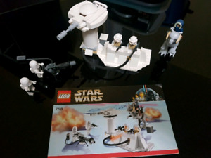 Lego Star Wars Echo Base 7749 complete