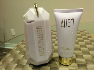 Thierry Mugler Alien - Radiant Body Lotions