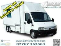 2005 54 PEUGEOT BOXER 2.8HDI LX MOBILE OFFICE AIR CON 7,401 MILES
