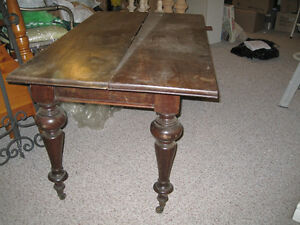 Antique Cherry Table