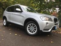BMW X3 Xdrive20d SE 2.0 DIESEL AUTOMATIC 2011/61