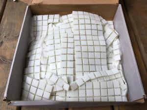 Tuiles céramique / ceramic tiles Indonésie 5 pieds carrés