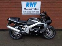 SUZUKI GSXR 600, 1999, ONLY 2 OWNERS & 21,645 MILES, EXCELLENT ORIGINAL COND