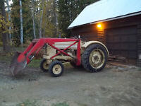 Used Cockshutt Tractor for sale