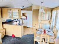 CHEAP STATIC CARAVAN FOR SALE LOW PITCH FEES INDOOR POOL MORECAMBE