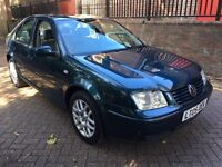 VW BORA 1.6 AUTOMATIC 2005 ONLY 53.000 MILES HIGHLINE