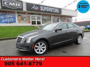 2015 Cadillac ATS 2.0 Turbo  AWD (NEW TIRES) LEATHER CAMERA BOSE