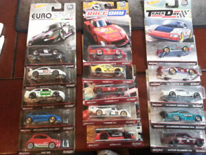 Hot Wheels Car Culture Sets - New In Package