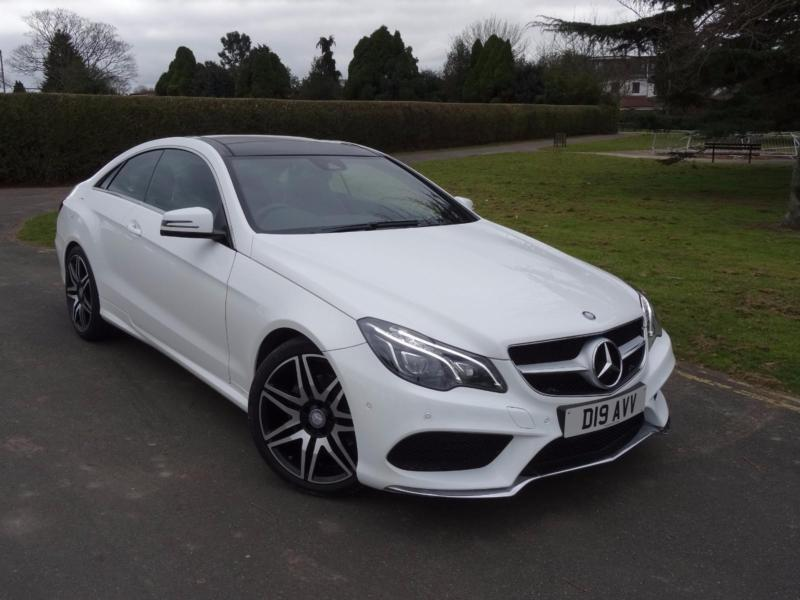 mercedes e class e220 cdi amg sport coupe 2014 14 in ilford london gumtree. Black Bedroom Furniture Sets. Home Design Ideas