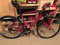 Specialized Crux/Expert Road Bike For Sale.