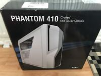 NEW!! Phantom 410 mid-tower PC case (with fans)