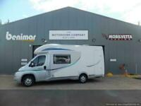 Chausson Suite maxi 2 Berth Motorhome